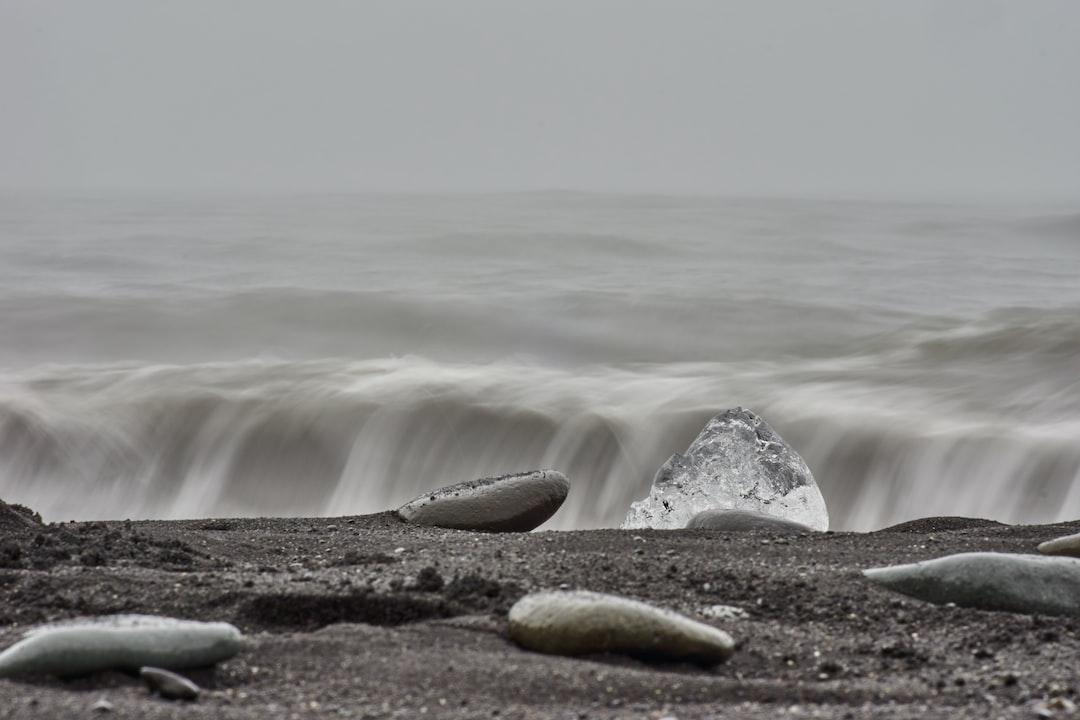 Stones On River - unsplash