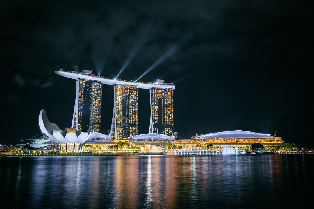 Marina Bay Sands - unsplash