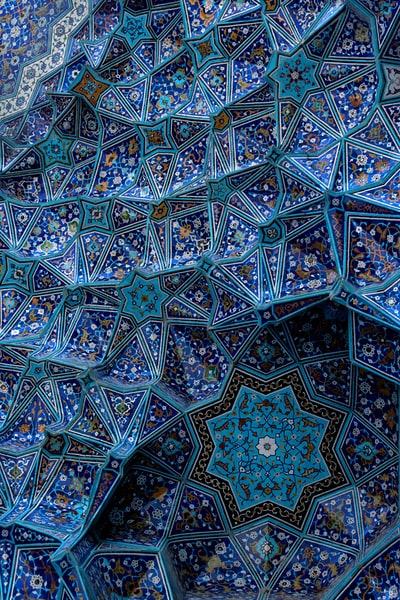 Iranian noble art!