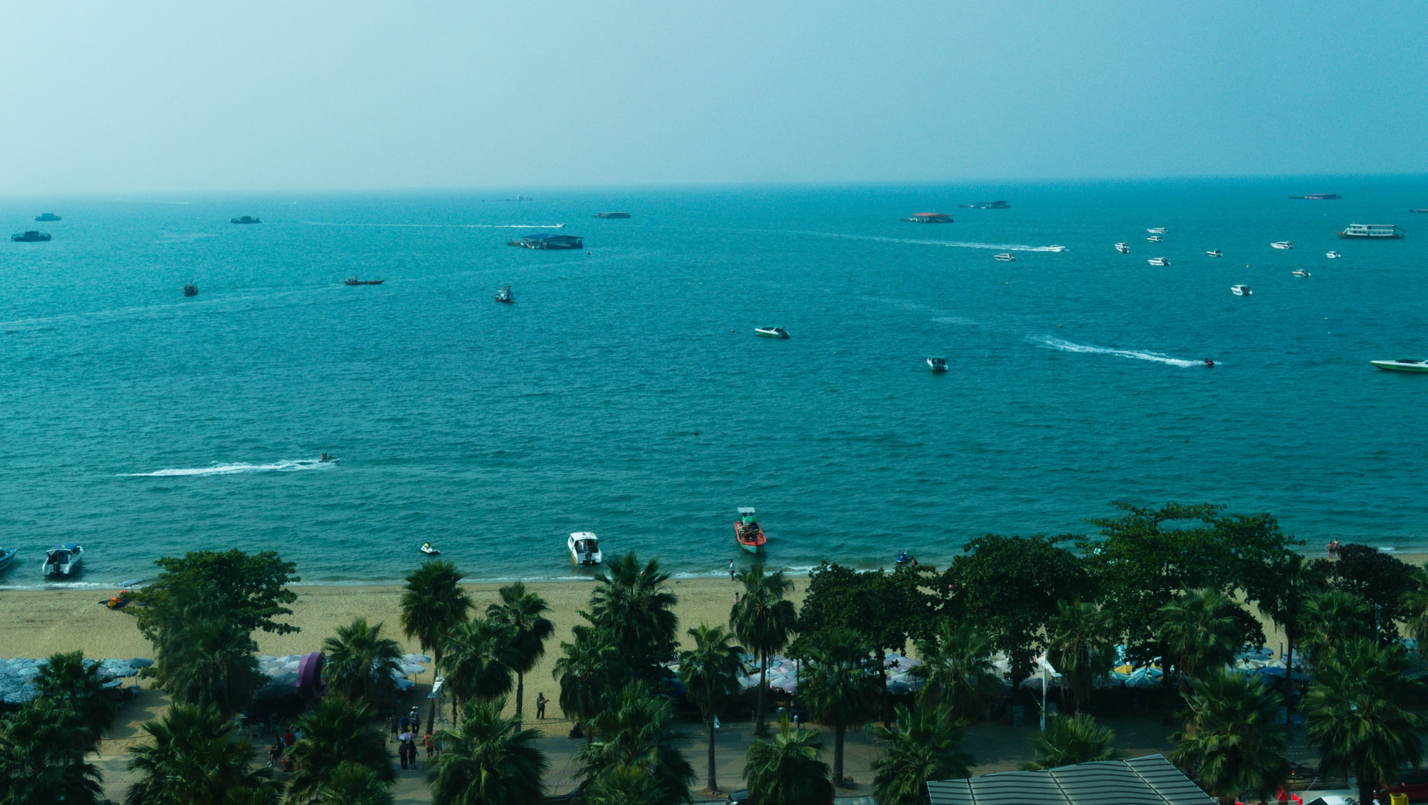Pattaya beach #pattaya #beach