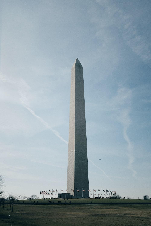 large monument