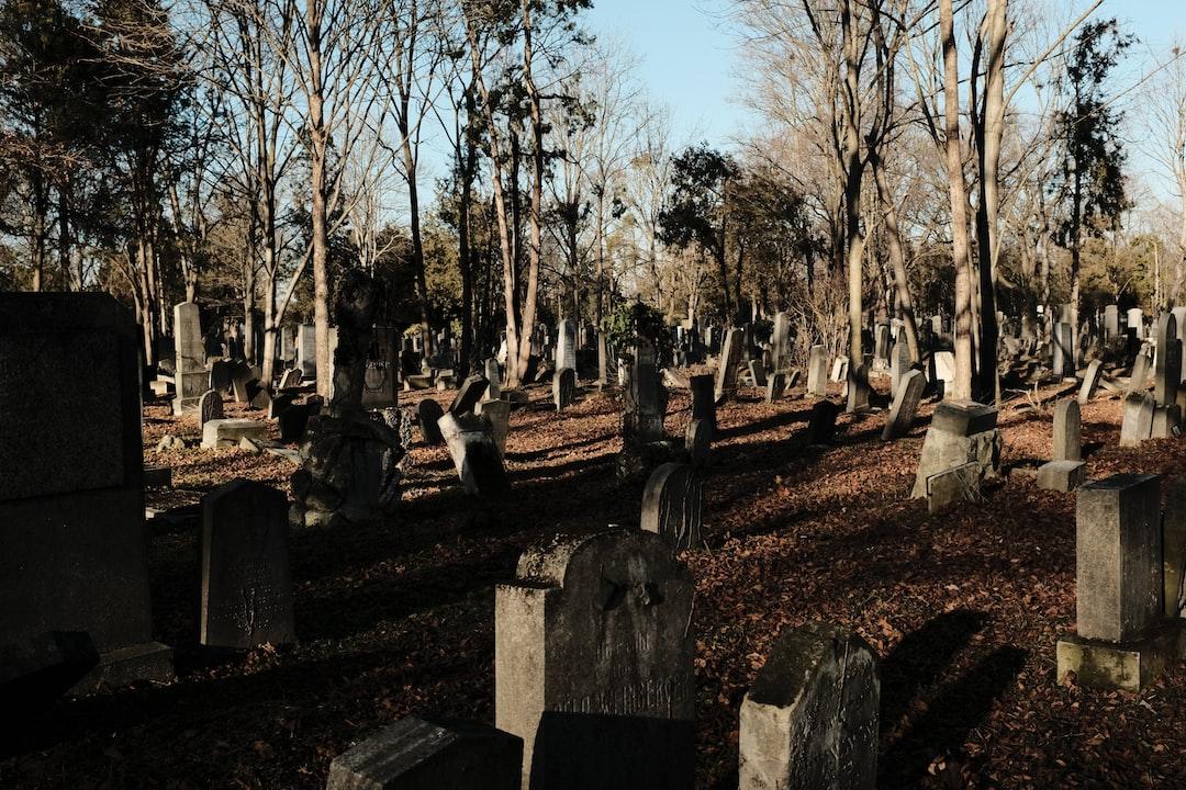 """Тайна """"чертова кладбища"""""""