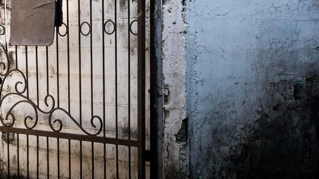Guia para escolher um portão de jardim