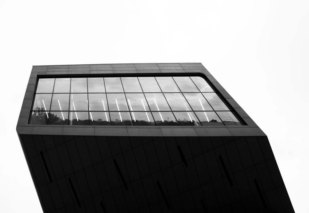 Grayscale Photo of Building - unsplash