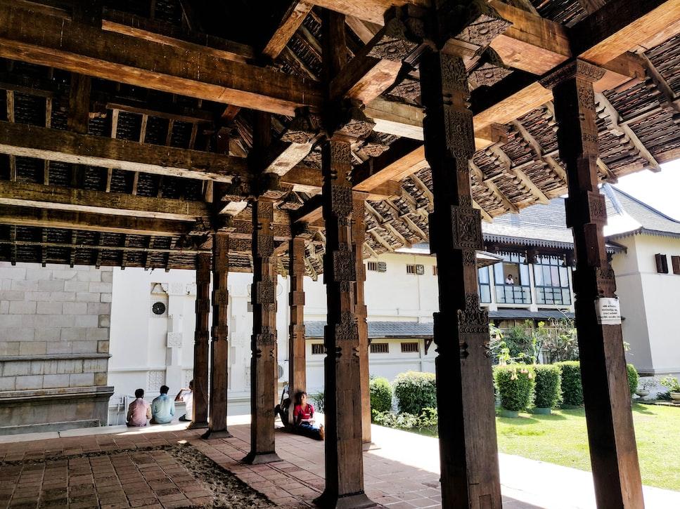 Kings's Pavilion - Kandy