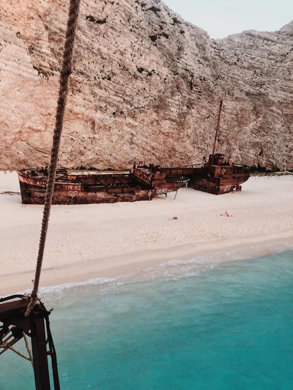 Navagio - Shipwreck