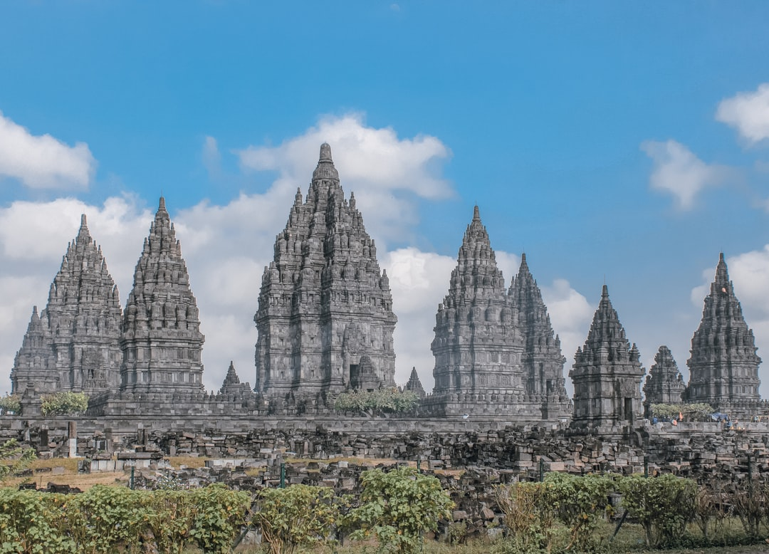 Prambanan Temple, built around 9th-century, is a Hindu temple compound in Special Region of Yogyakarta, Indonesia. I went there all the way back on 2013, I just found the old stash and edit the photo!
