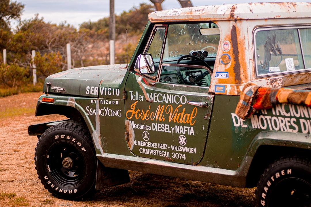 Jeep, Jeepster Commando