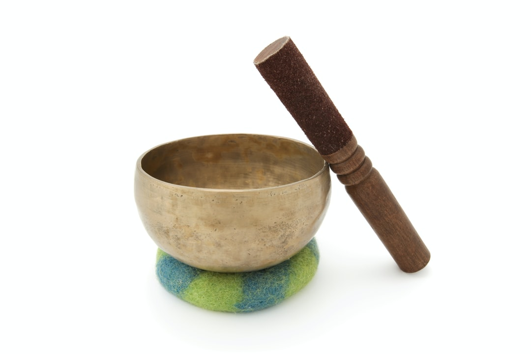 Singing Bowl and   stick