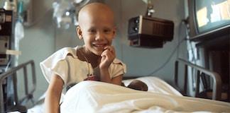 niño con cancer