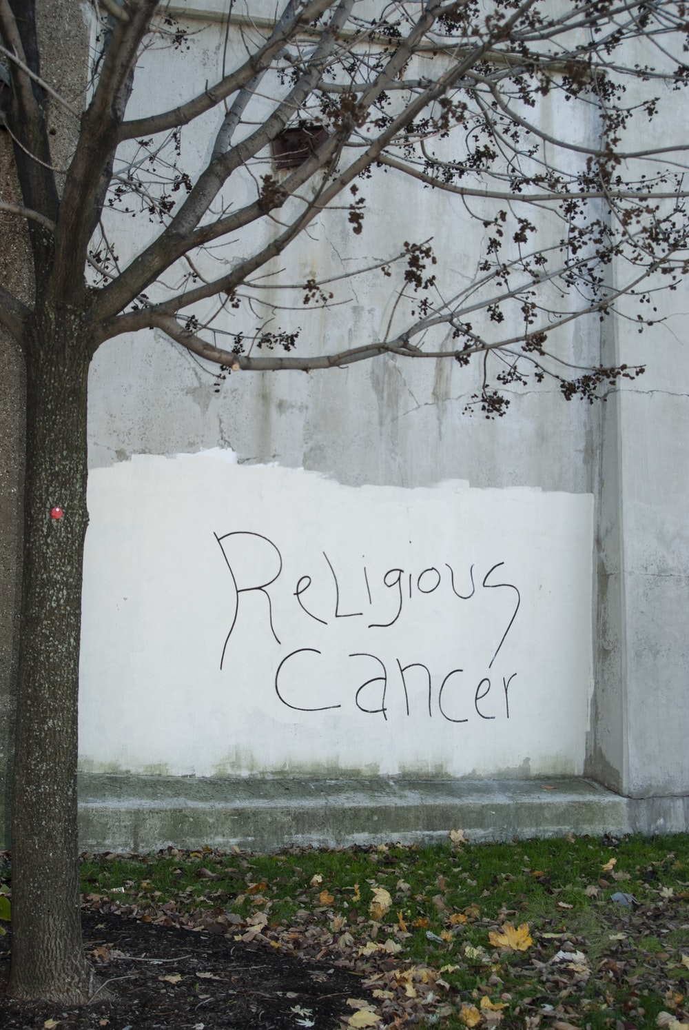 religious cancer text