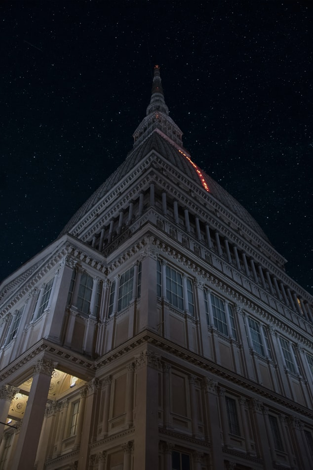 Visiting Mole Antonelliana is one of the best things to do in Turin