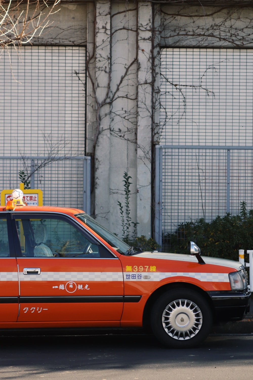 orange cab