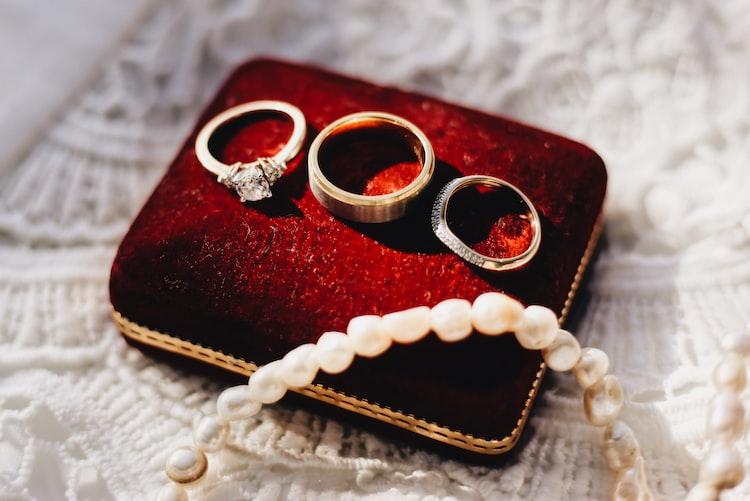 Three Estate Jewelry
