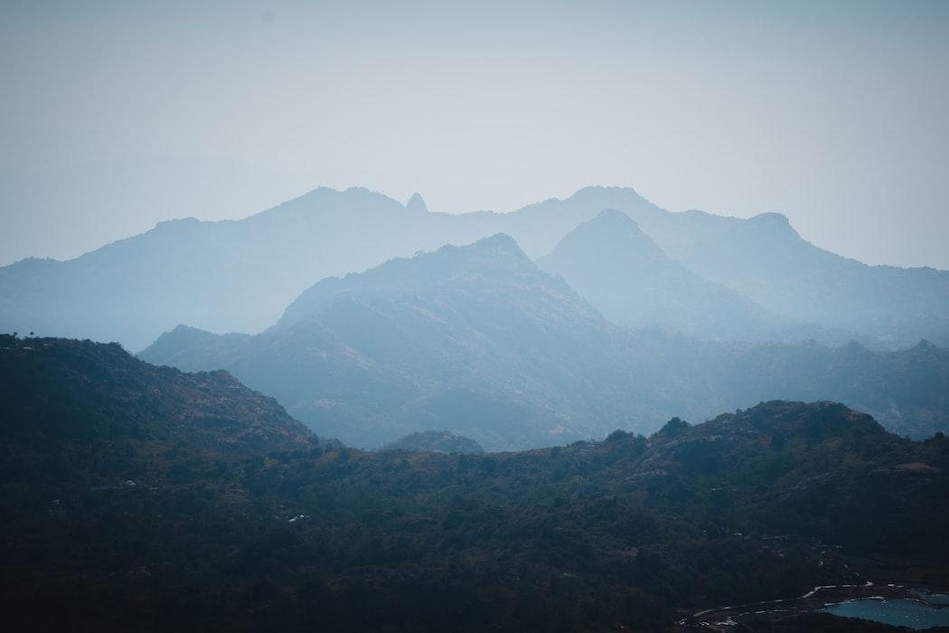 Misty Mornings in Mount Abu