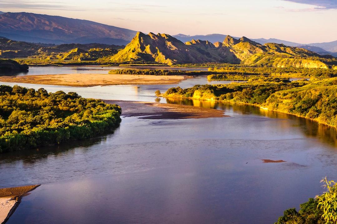 Río Magdalena, Colombia