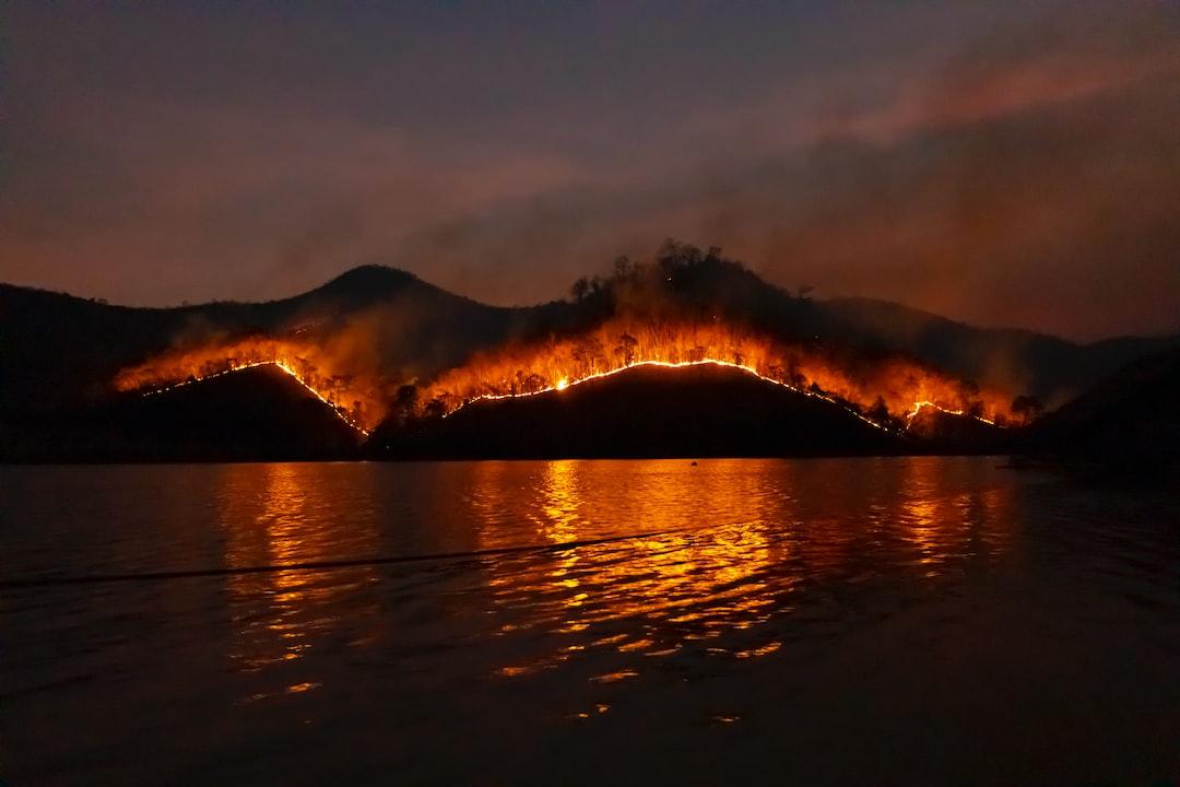 Wildfire - unsplash