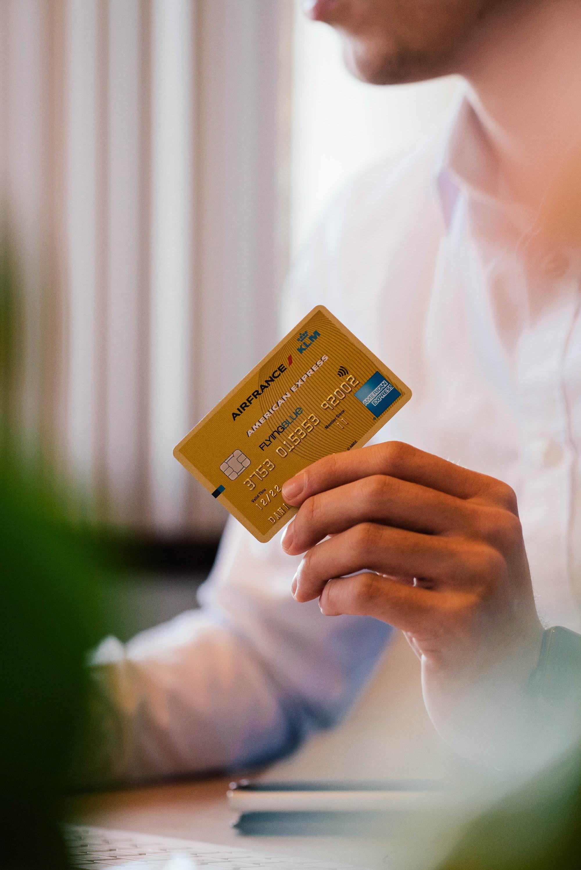 De voordelen van een American Express credit card van Flying Blue