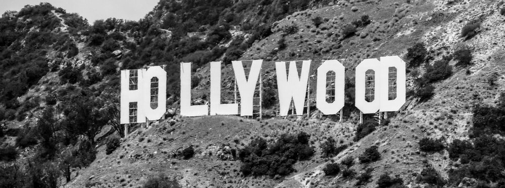 Hollywood Sign Los Angeles, California during day