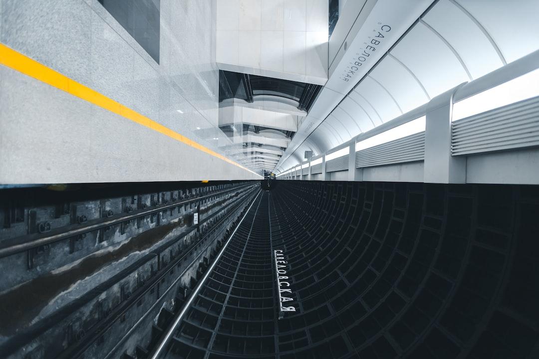 Subway Station - unsplash