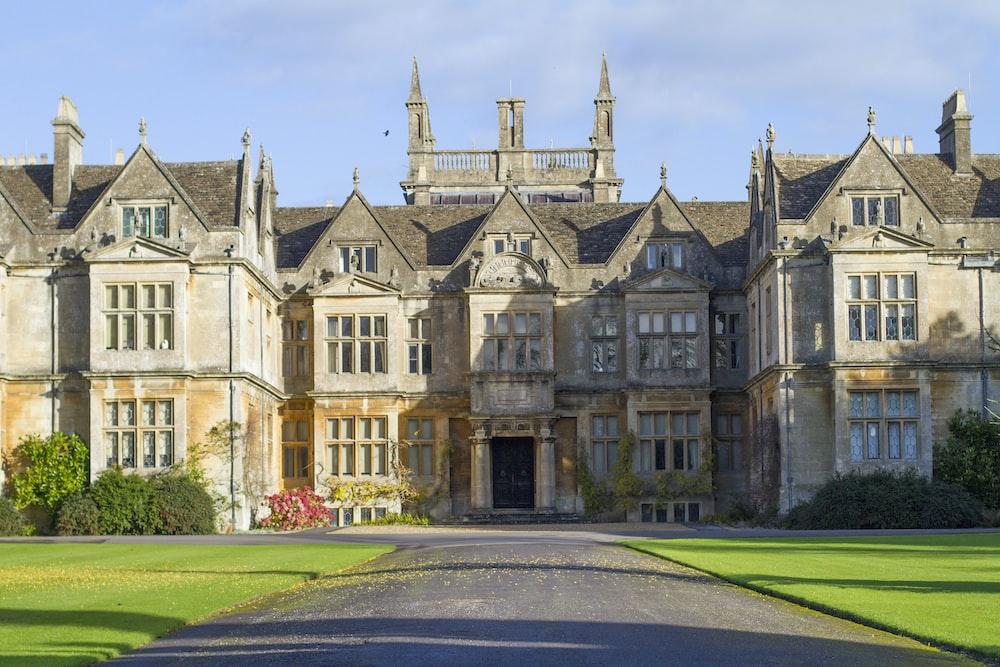 Corsham Court in England