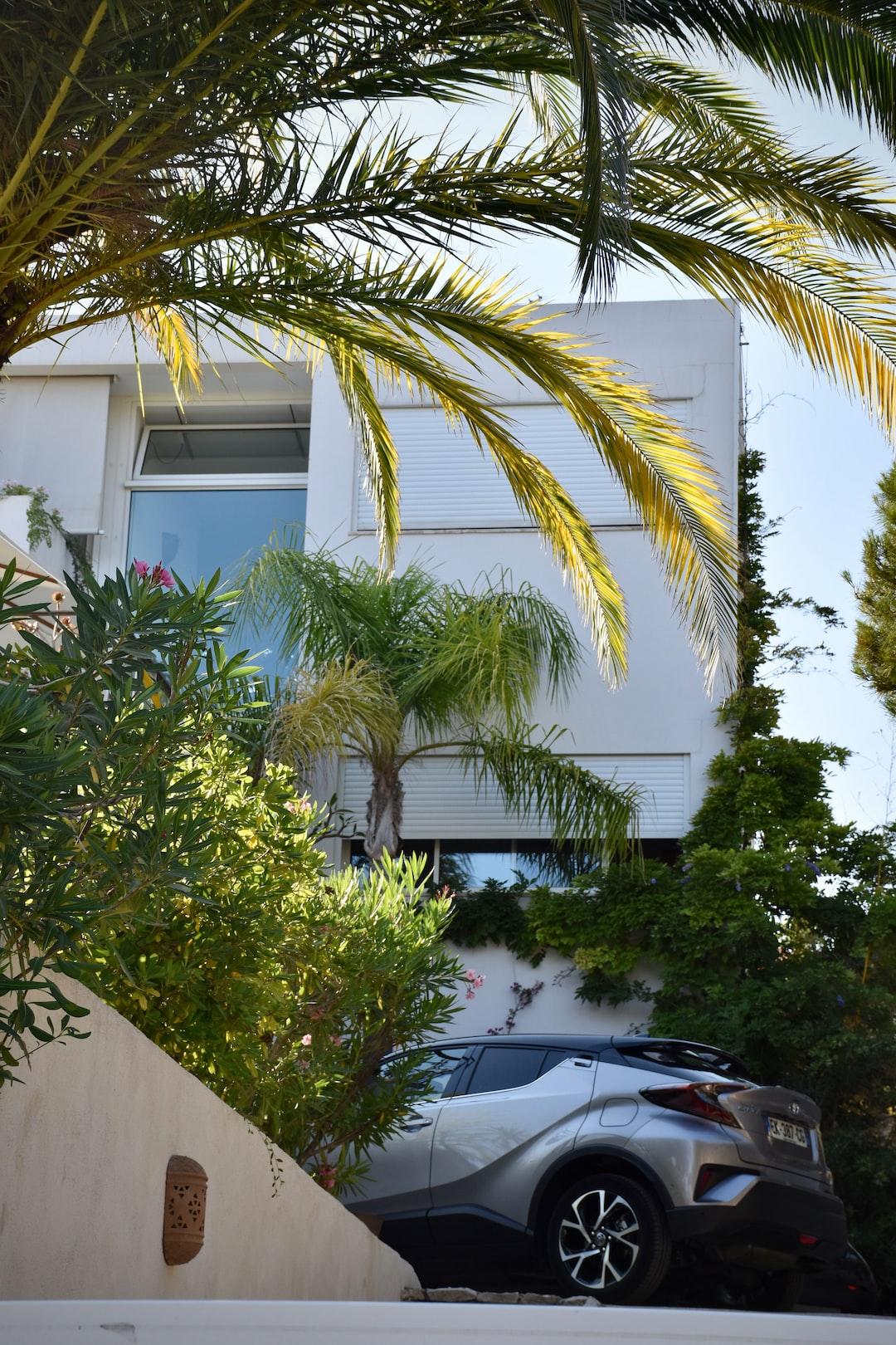 Villa just west of Cassis on the Mediterranean coast, close to Mraseille.
