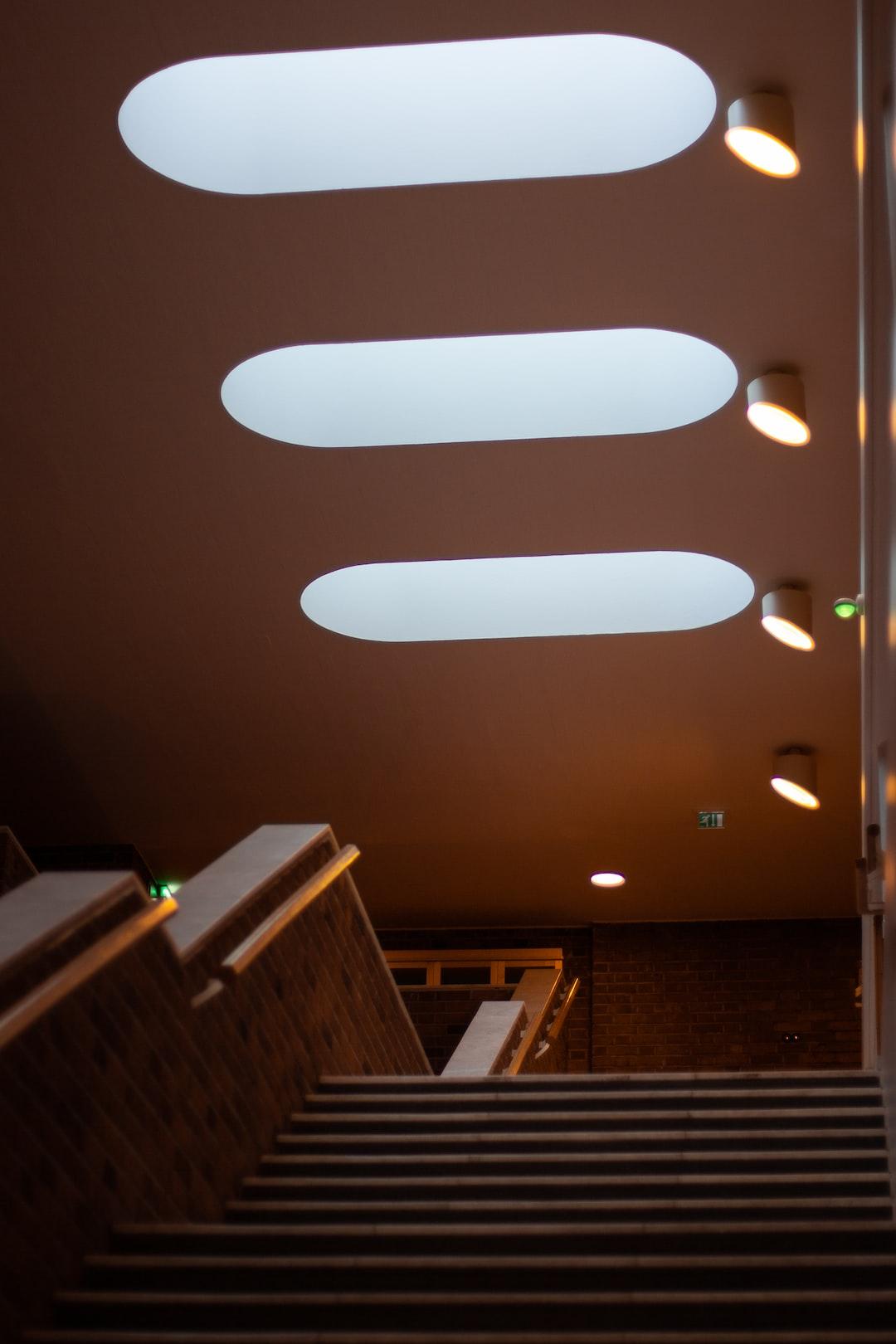 Interior of the University of Jyväskylä.