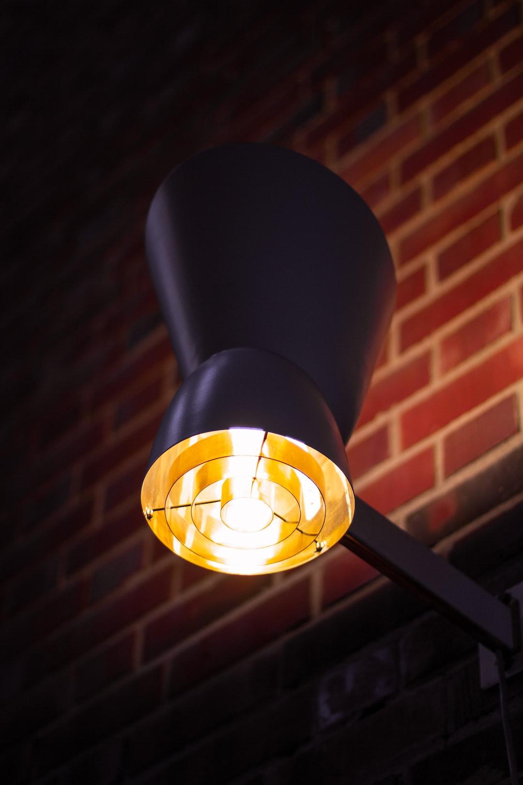 Alvar Aalto lamp.
