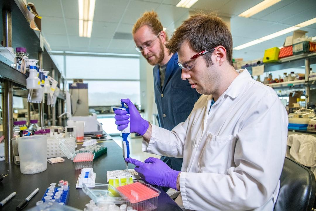 Researchers At Joint Bioenergy Institute (jbei), Lawrence Berkeley National Laboratory In Emeryvile, Ca. - unsplash