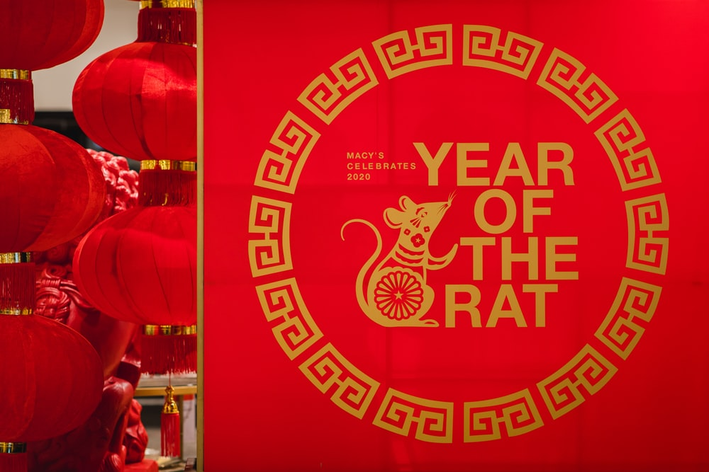 year of the rat sign