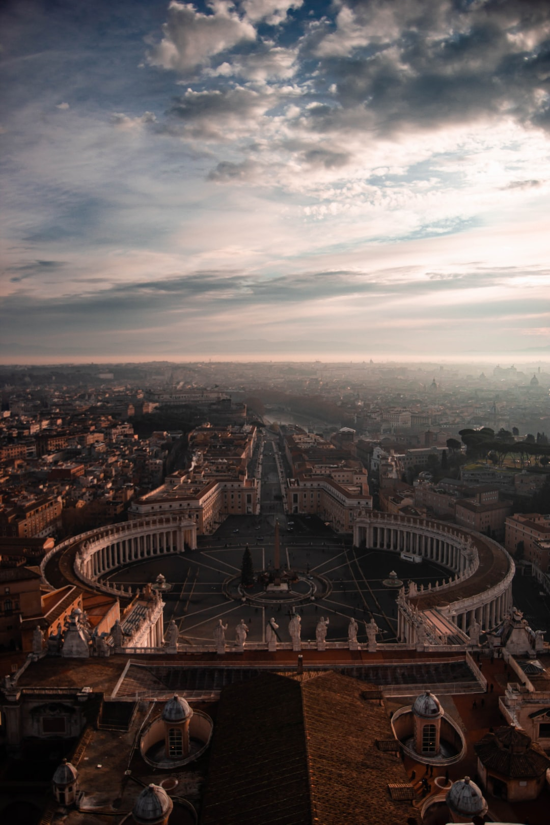 View from San Pietro
