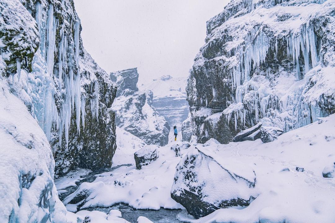 Iced - unsplash