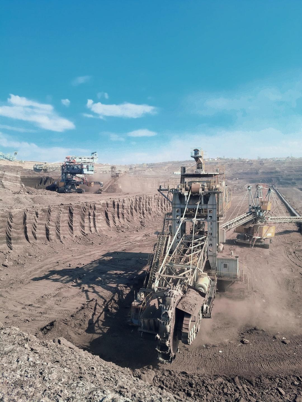 Mining machine in Kosova