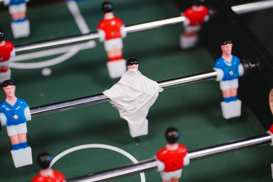 Footballer Tangled Up   - unsplash