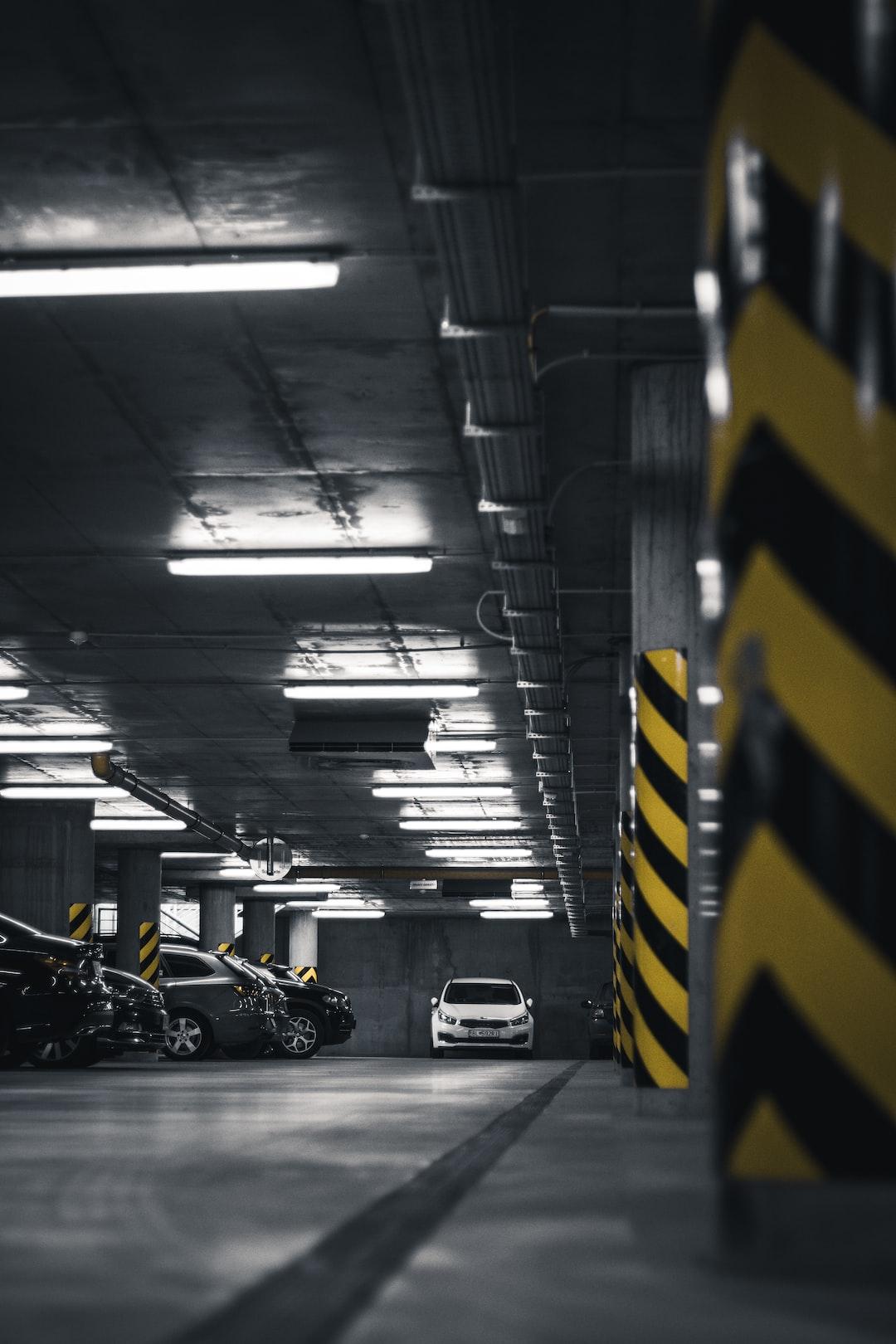Underground parking 🚧
