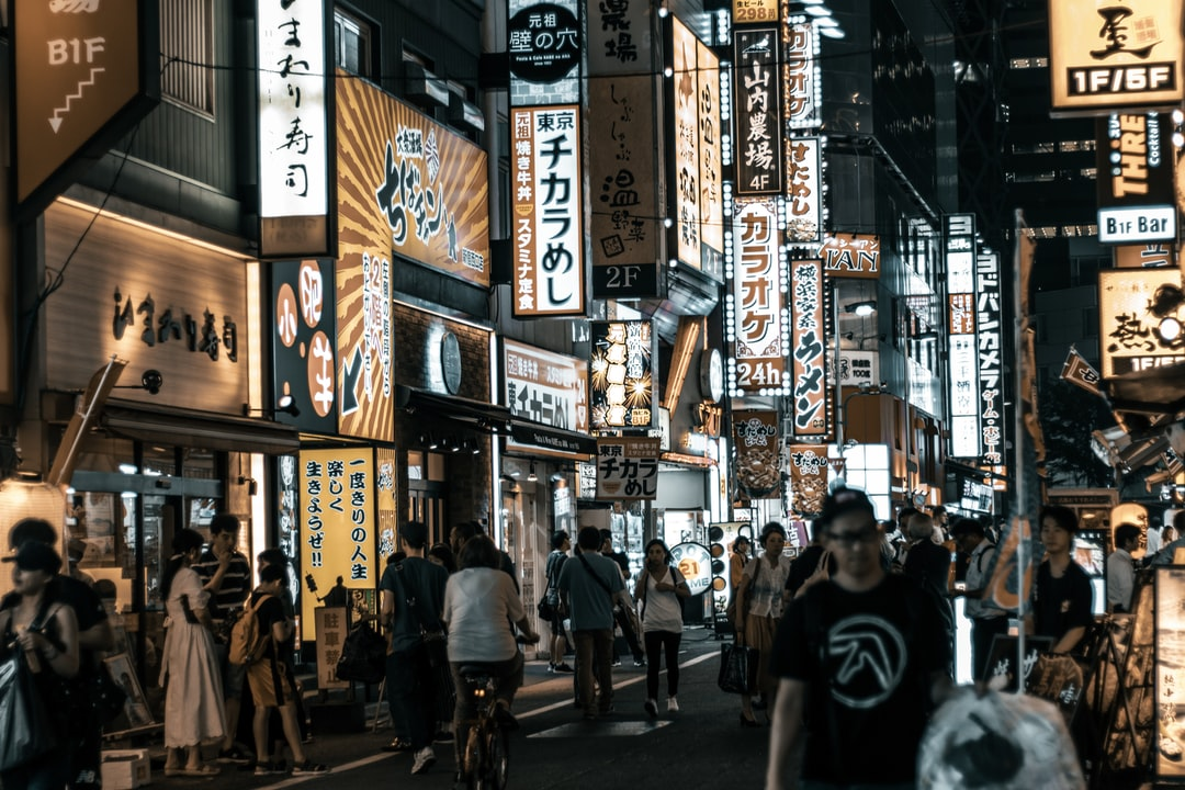 People Walking On Street - unsplash