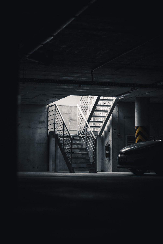 photography of vehicle