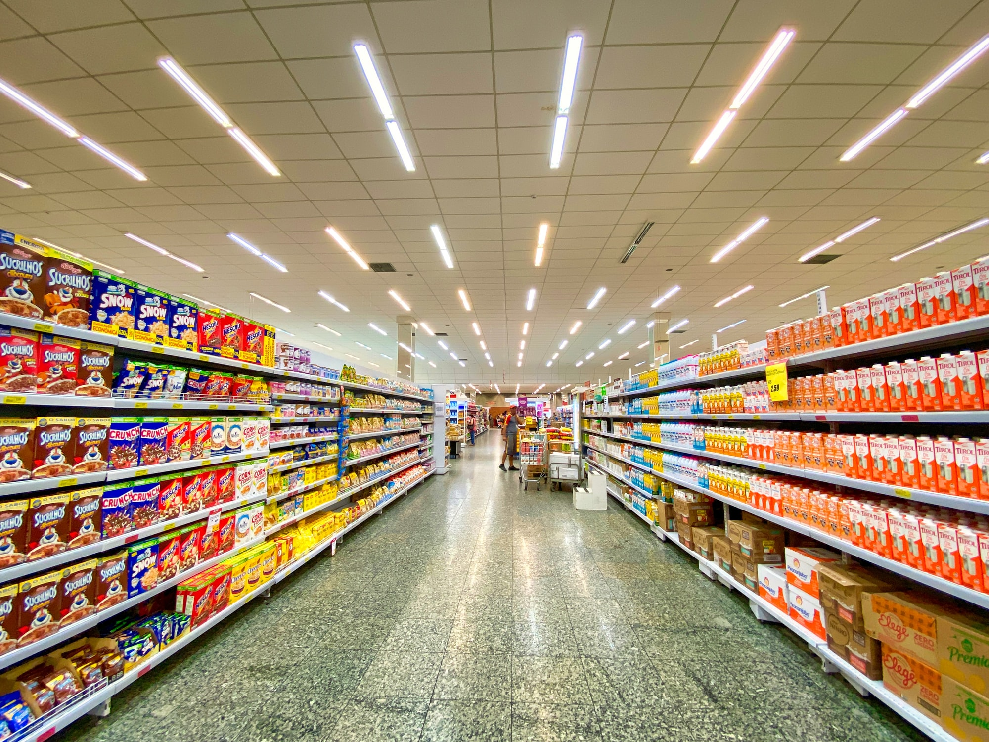 Supermarket Blues