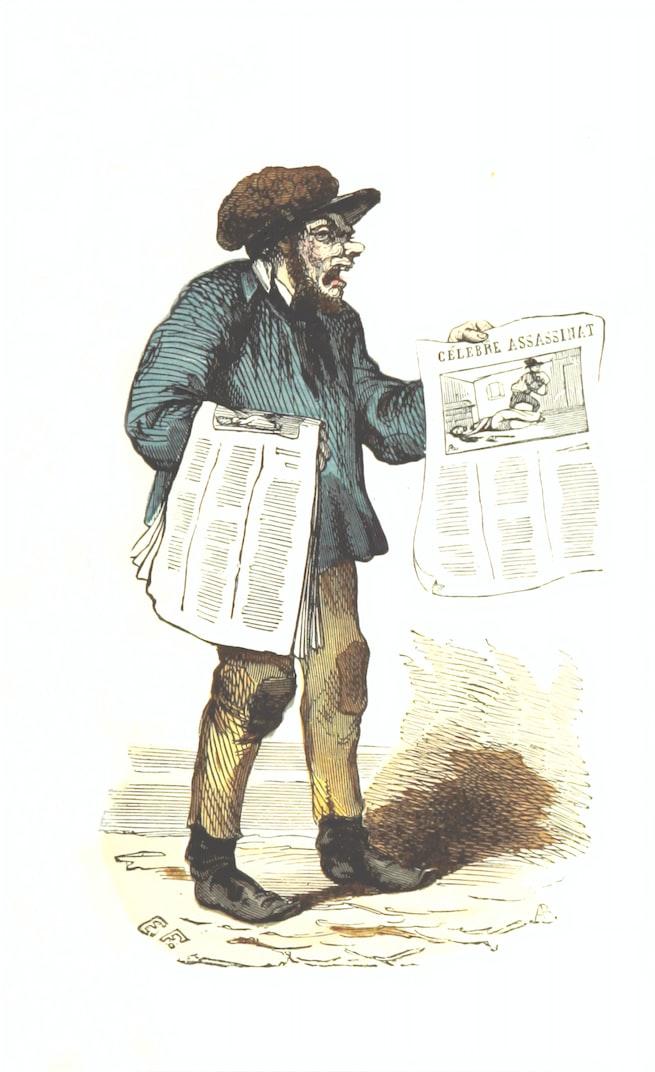 Newspaper - British Library