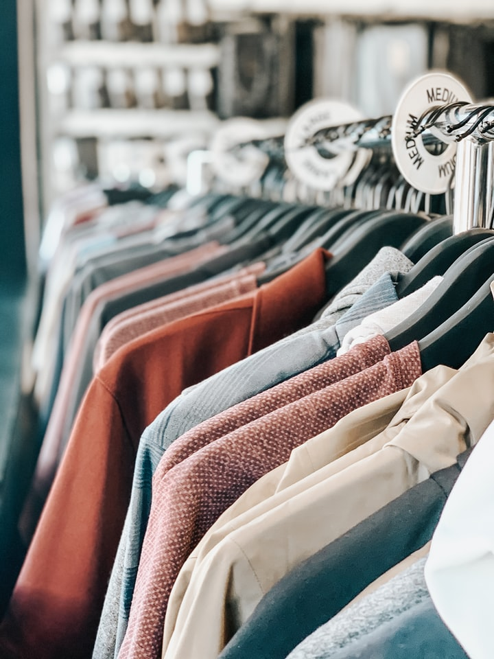 Why I'm Not Buying New Clothes in 2021
