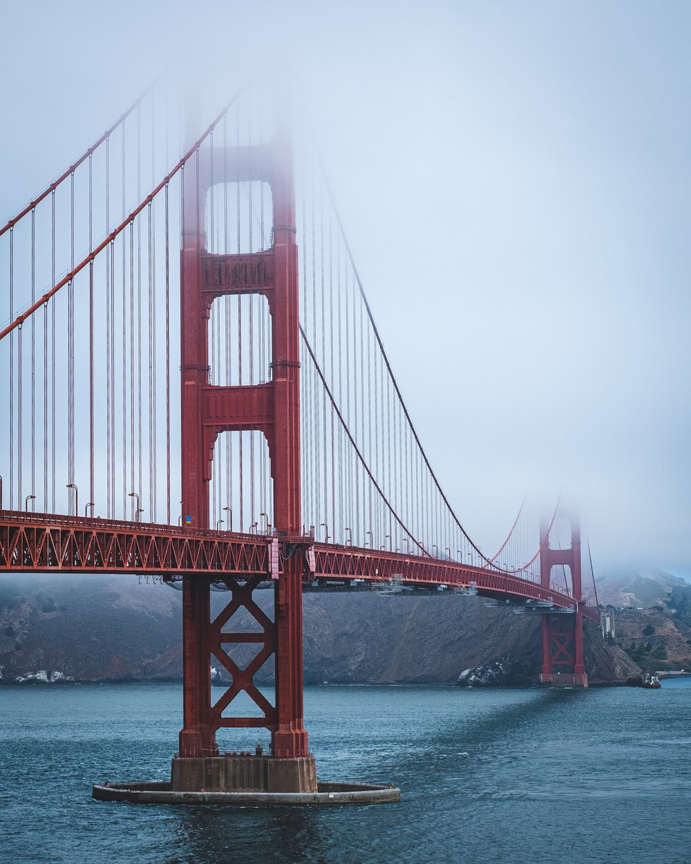 shallow focus photo of Golden Gate Bridge during daytime