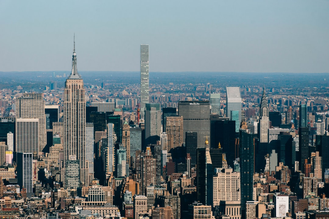 Midtown Manhattan - unsplash