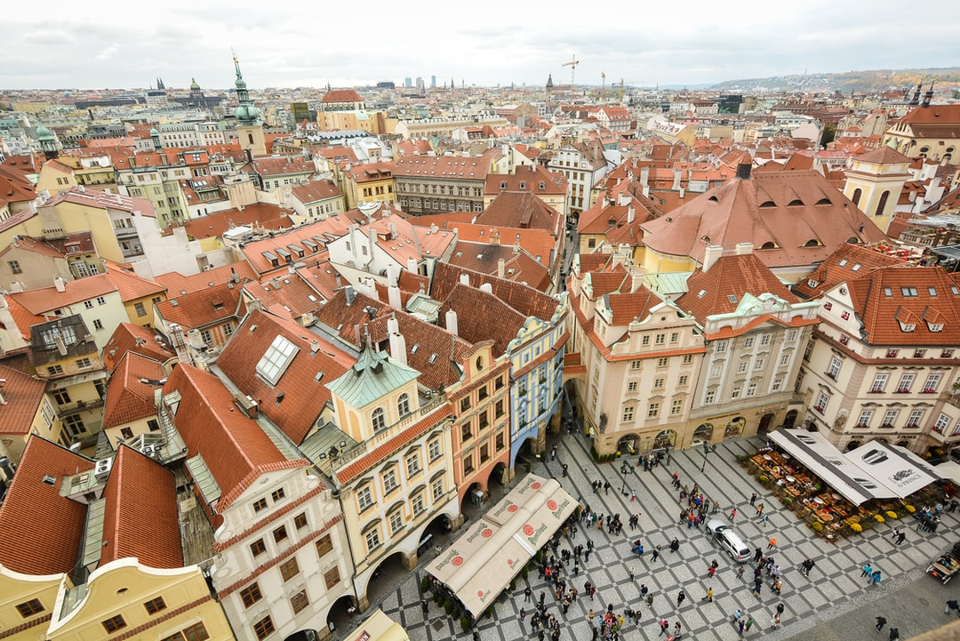 Prague - Old Town - unsplash
