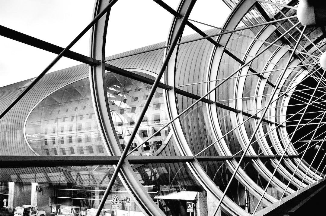 CDG aeroport in Paris