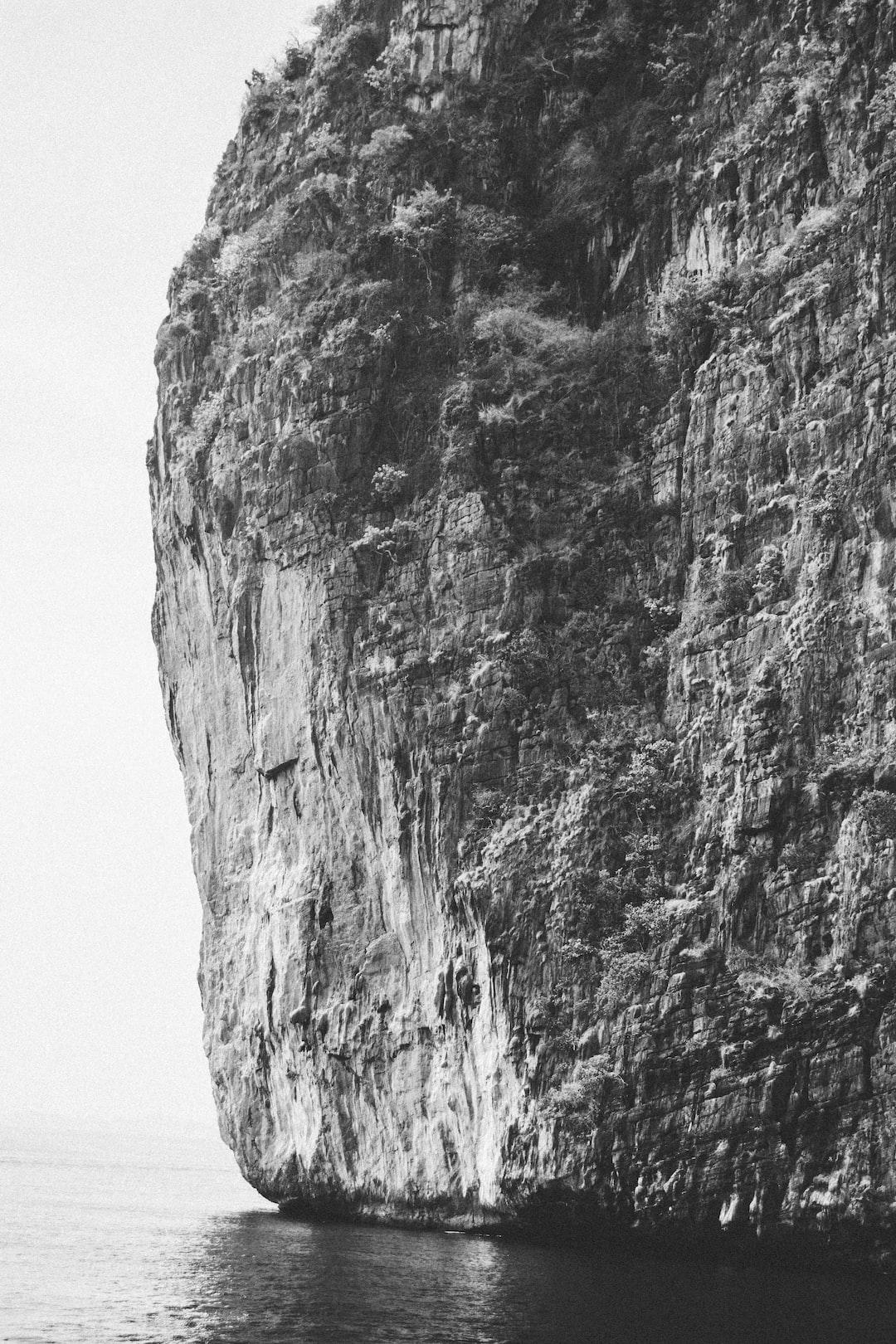 Cliffs of Phi Phi Island