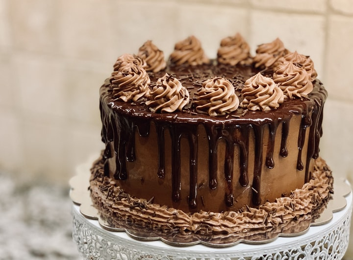 Mother's Secret Chocolate Cake