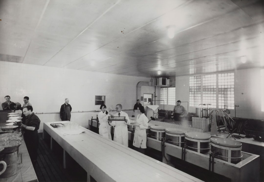 Kodak Australasia Pty Ltd, Silver Nitrate Processing Area, Abbotsford, Victoria, 18 Sep 1952