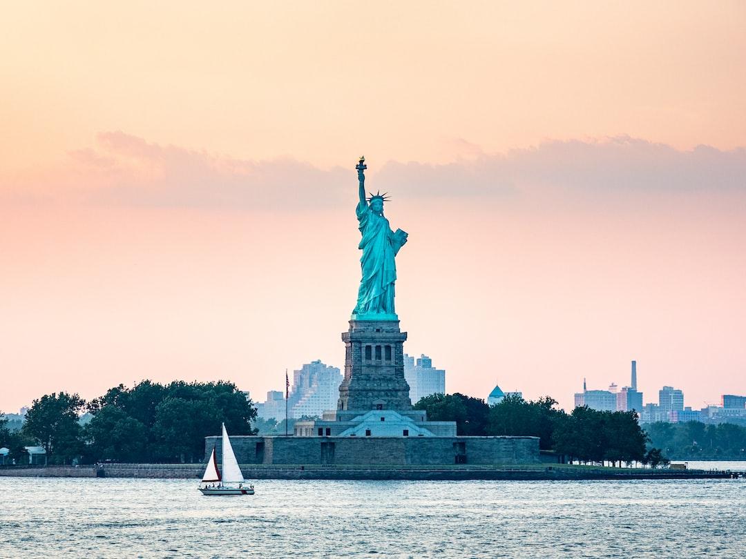 Statue of Liberty, New York, Usa - unsplash