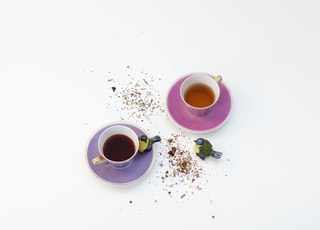 two cup of tea
