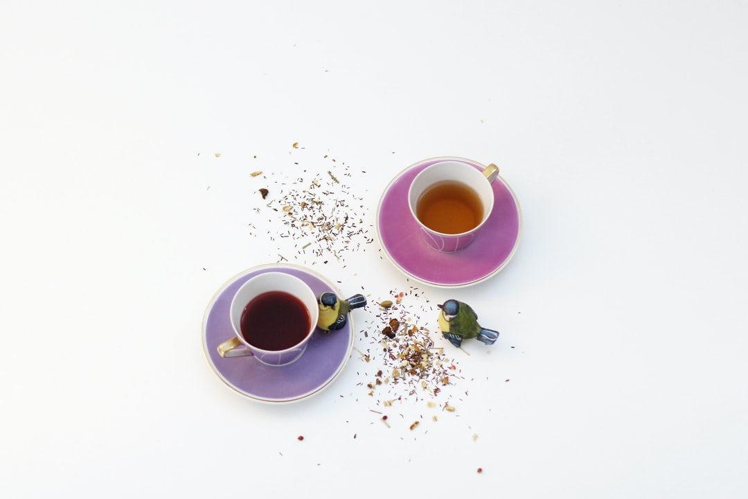 Drink your tea, don't use it as a colon cleanser by Katrin Hauf.